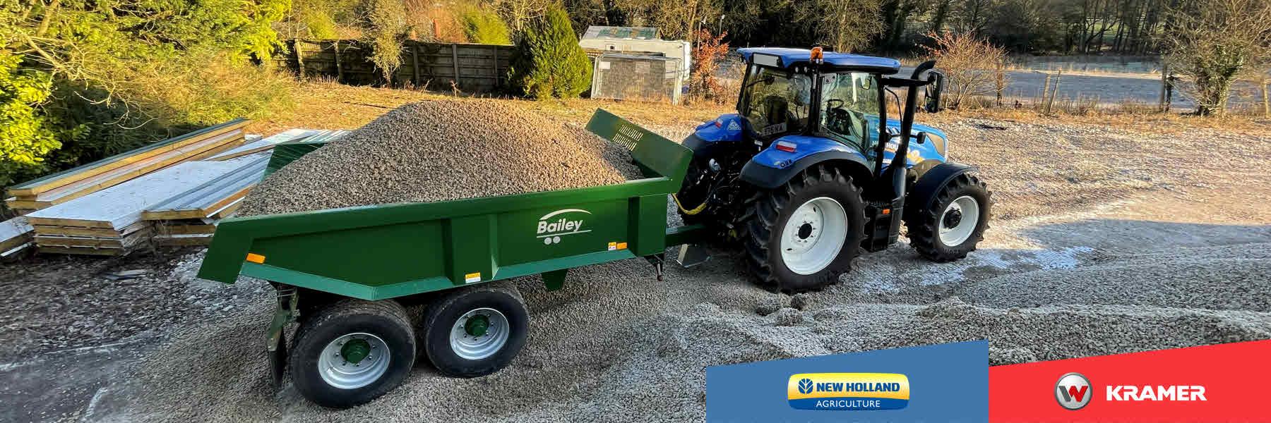 tractor hire lancashire